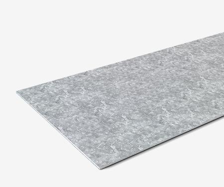 Лист стальной оцинкованный 1250х2500х0,7 мм
